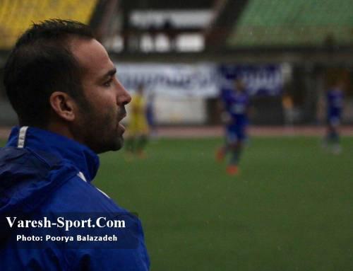 افشین چاوشی: دو نیمه متفاوت داشتیم / استقلال خوزستان تیمی سرسخت بود