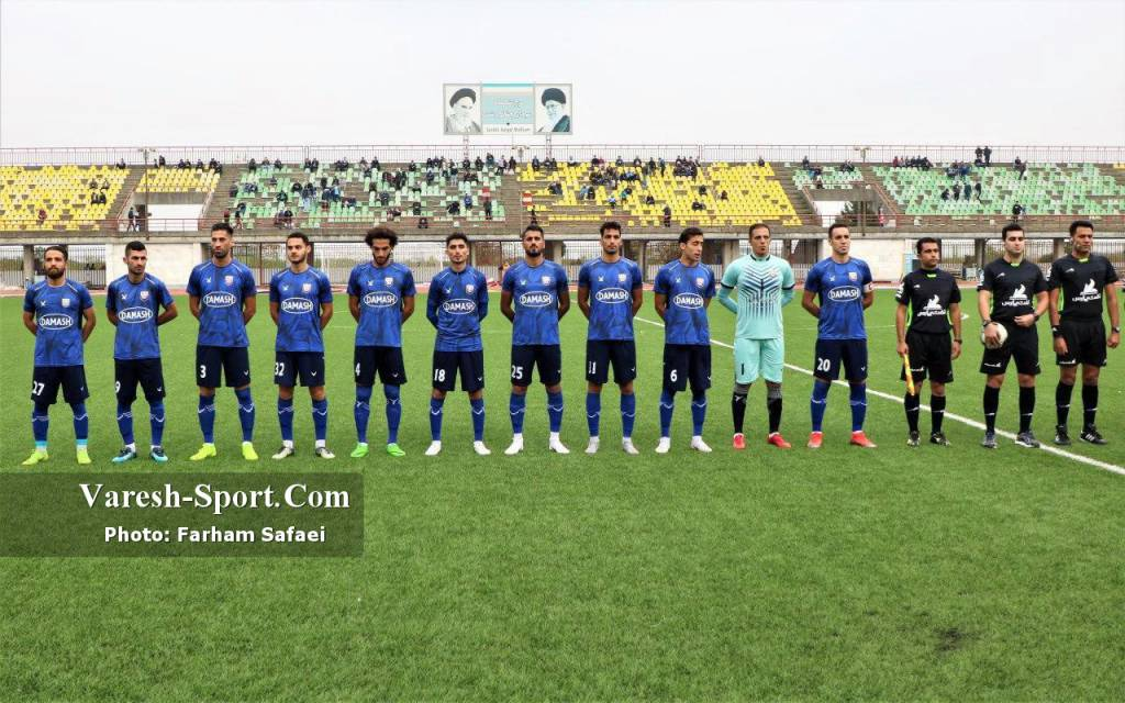 گزارش تصویری بازی داماش گیلان 2-0 شهرداری تبریز