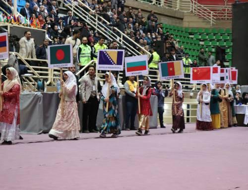 گزارش تصویری وارش اسپرت از نخستین روز برگزاری مسابقات بین المللی وزنه برداری جام نامجو در رشت