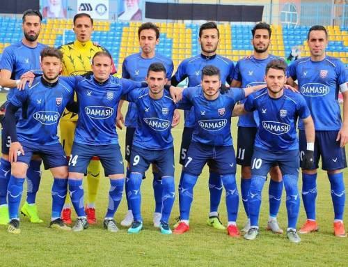 بادران تهران ۲-۱ داماش گیلان/ شکست دور از خانه زیر سایه تهدید کرونا