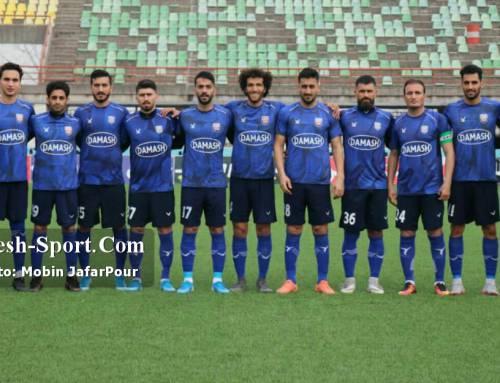 گزارش تصویری بازی داماش گیلان ۱-۳ مس رفسنجان