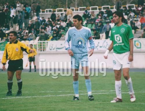 مصاحبه تفصیلی با پیشکسوت داماش/ مرتضی ابراهیمی: داماش چراغ فوتبال را در رشت روشن نگه داشت