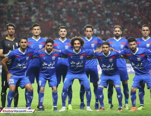 با حرفه ای شدن لیگ فوتبال در ایران/ لاجوردی پوشان پرافتخارترین تیم فوتبال گیلان در دو دهه اخیر