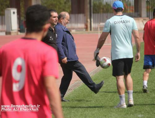 واکاوی حضور حاجیپور در تمرین لاجوردیپوشان
