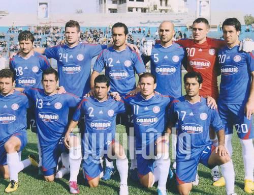 نوستالژی/ تیمی که با اقتدار به لیگ برتر صعود کرد