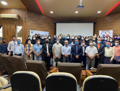 برگزاری سمینار انجمن کاراته رقابتی ایران