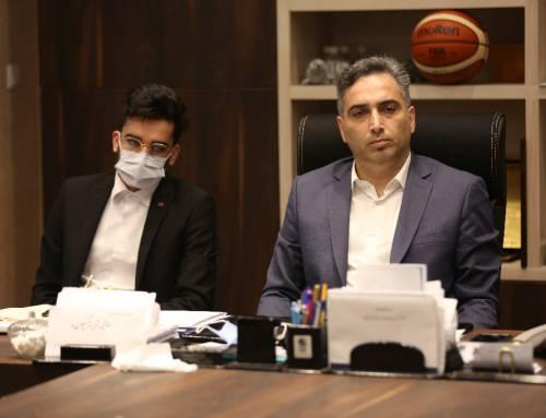 رئیس هیات بسکتبال گیلان در نشست مطبوعاتی به مناسبت هفته خبرنگار: از انتقادات سازنده اهالی رسانه استقبال می کنم
