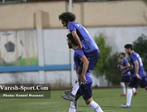 گزارش تصویری بازی علم و ادب تبریز ۰-۳ داماش گیلان