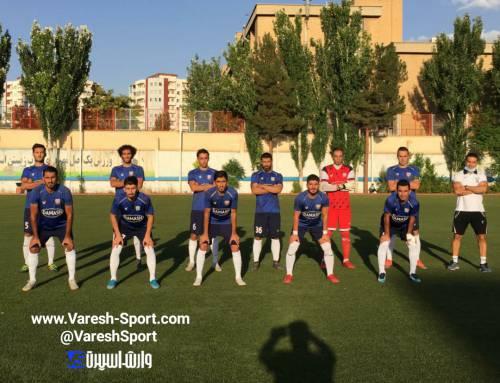 علم و ادب تبریز ۰-۳ داماش گیلان/ امضای حضور لاجوردی ها در لیگ یک در بازی جنجالی