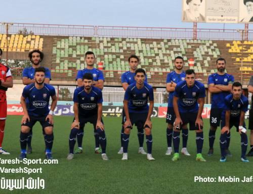 داماش گیلان ۲-۱ قشقایی شیراز/ هتریک لاجوردی ها در پیروزی متوالی