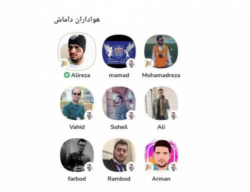 اولین نشست هواداران داماش در کلاب هاوس برگزار شد