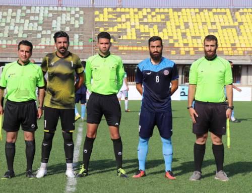 گزارش تصویری بازی دوستانه داماش گیلان ۰ – ۰ شهرداری فومن