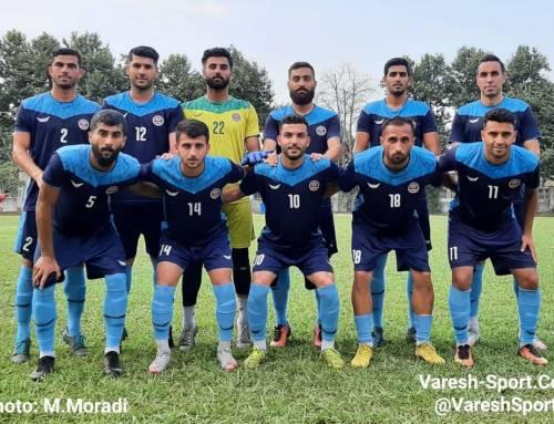 دیدار دوستانه؛ داماش گیلان ۷-۰ شاهین اردبیل